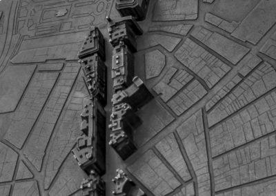 11 1 400x284 - Una maqueta de la Gran Vía en la Gran Vía
