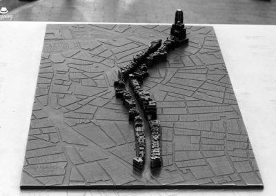 12 1 400x284 - Una maqueta de la Gran Vía en la Gran Vía