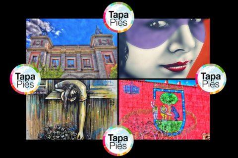 lavapies001 480x320 - Tapapiés 2017. Ruta Multicultural de la tapa y la música de Lavapiés. Las rutas Happening