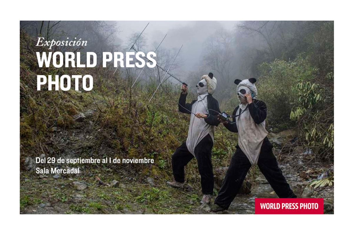 Exposición World Press Photo 2017