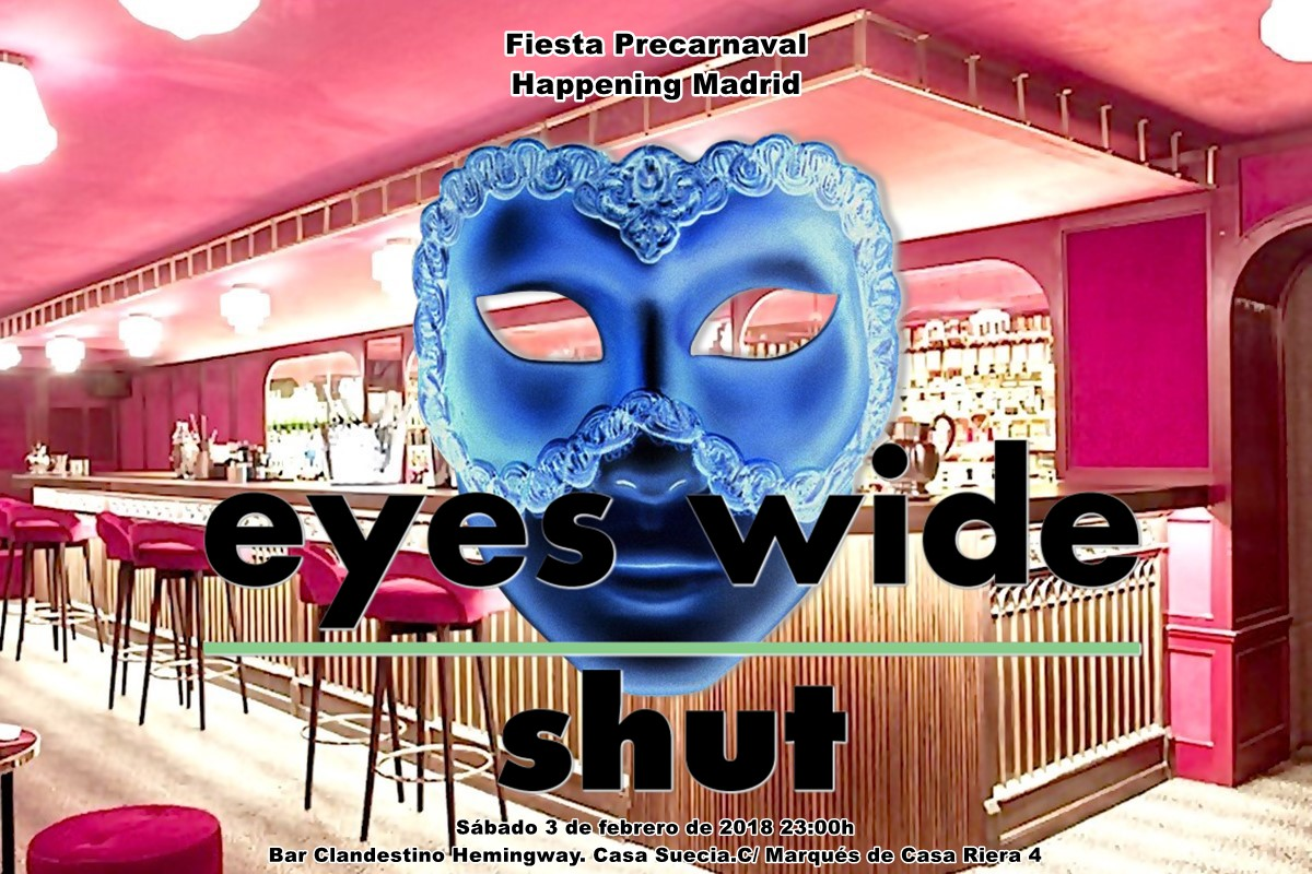 Fiesta Eyes Wide Shut