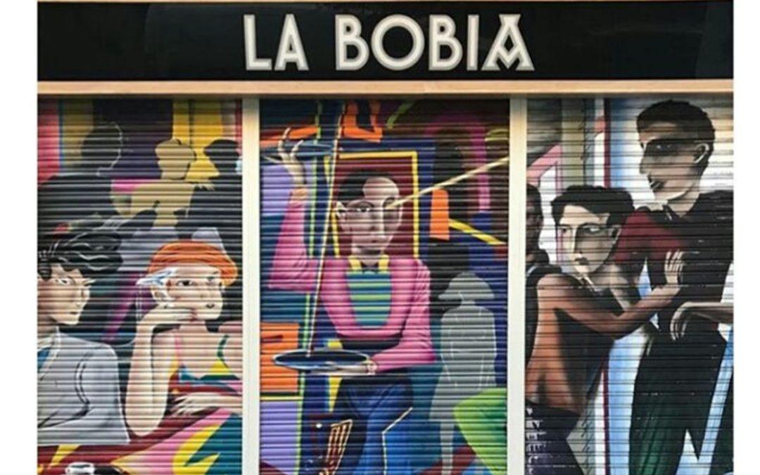 ¡Vaya domingo! Gibelé en Sala Equis, La Bobia y Rayuela