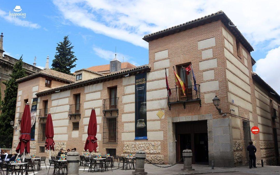 Visita al Museo de Los Orígenes de Madrid. Casa de San Isidro.