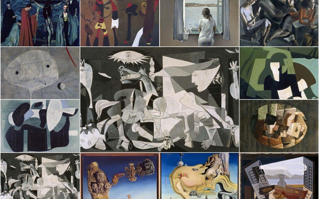 Doce obras fundamentales del Museo Reina Sofía