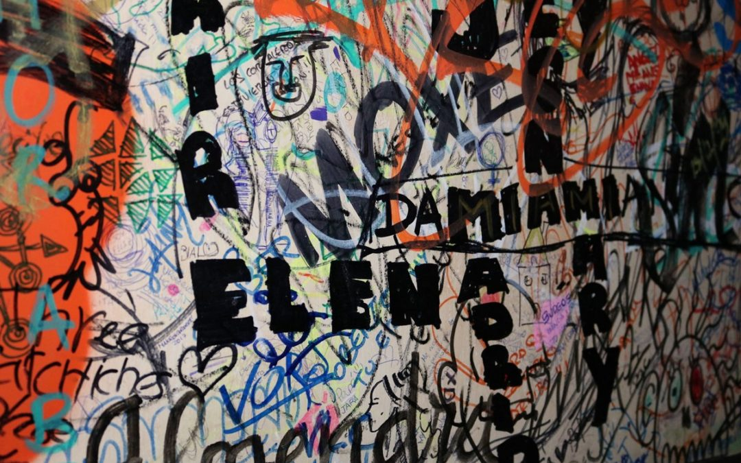 Oh no! Another Saturday KISS Meetup at Atenas & Graffiti