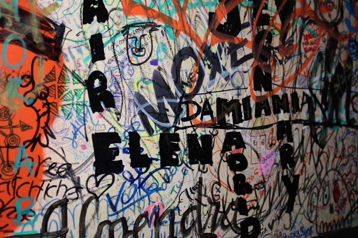 another sautrday kiss plan - Menú degustación en Viva Burguer + Graffiti + Contraclub