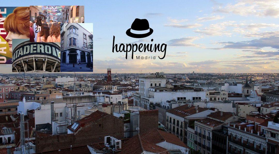 Matadero+ Cine de verano Daphne & Café Pavón & More @happeningmeetup