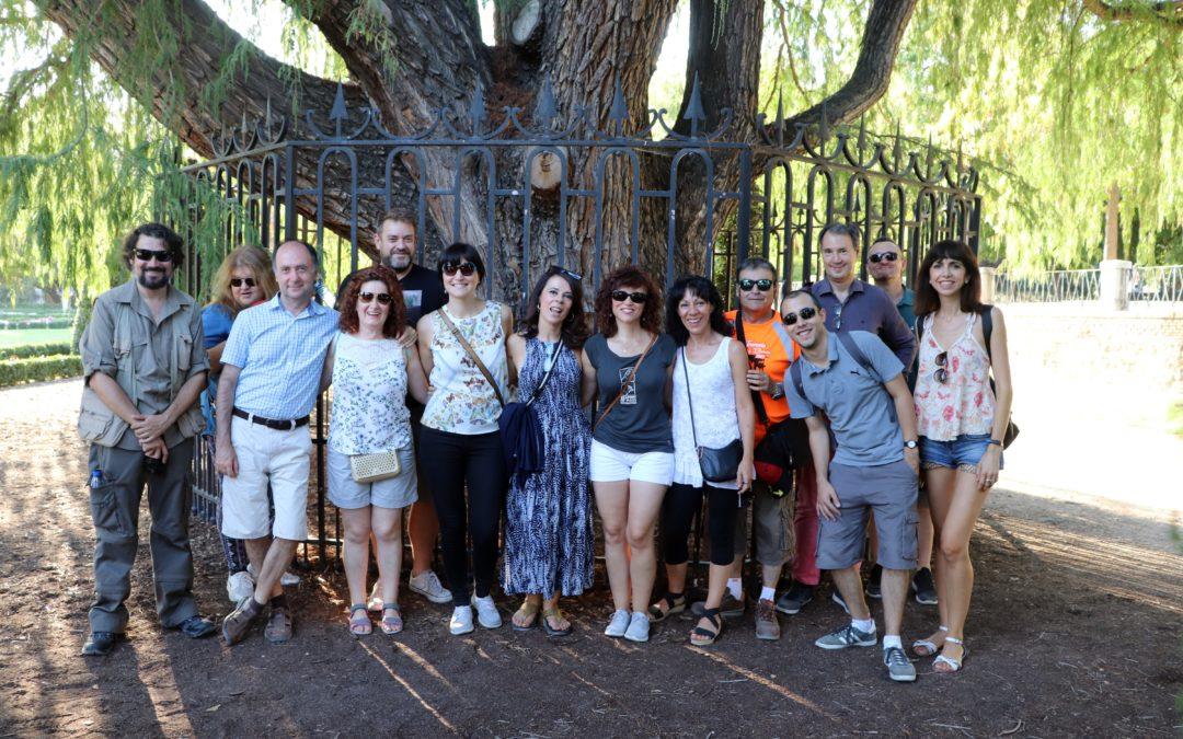 Senda Botánica, Jardines de Cecilio Rodríguez y tapeo en Costa Retiro