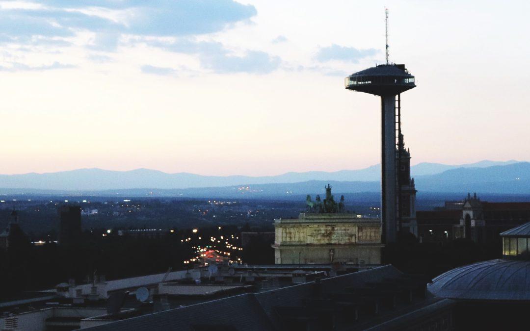Equinoccio en Happening Madrid: Madrid desde las alturas, La Moncloa, Toledo y El Retiro.