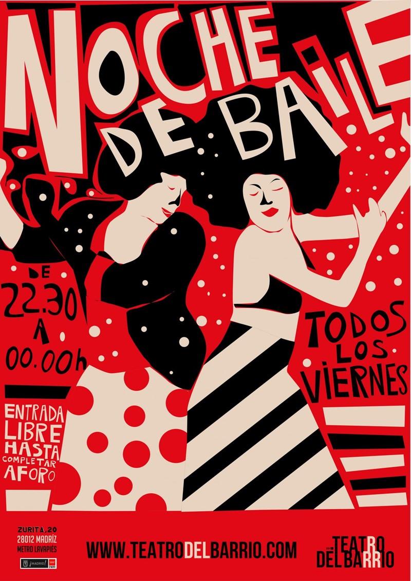 noche de baile en el teatro del barrio - Cool Lavapiés: Bresca + Spirits Jazz Band en el Teatro del Barrio + Club 33