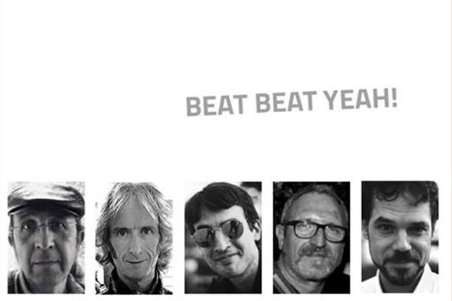 Zampa & Honky Tonk. Beat Beat Yeah! goes White & Rock'n'Roll Greenwich Village.