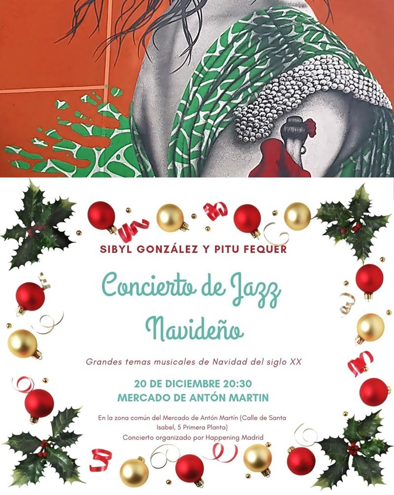 cartel concierto de navidad 1 - Superplanes para hacer al llegar la Navidad