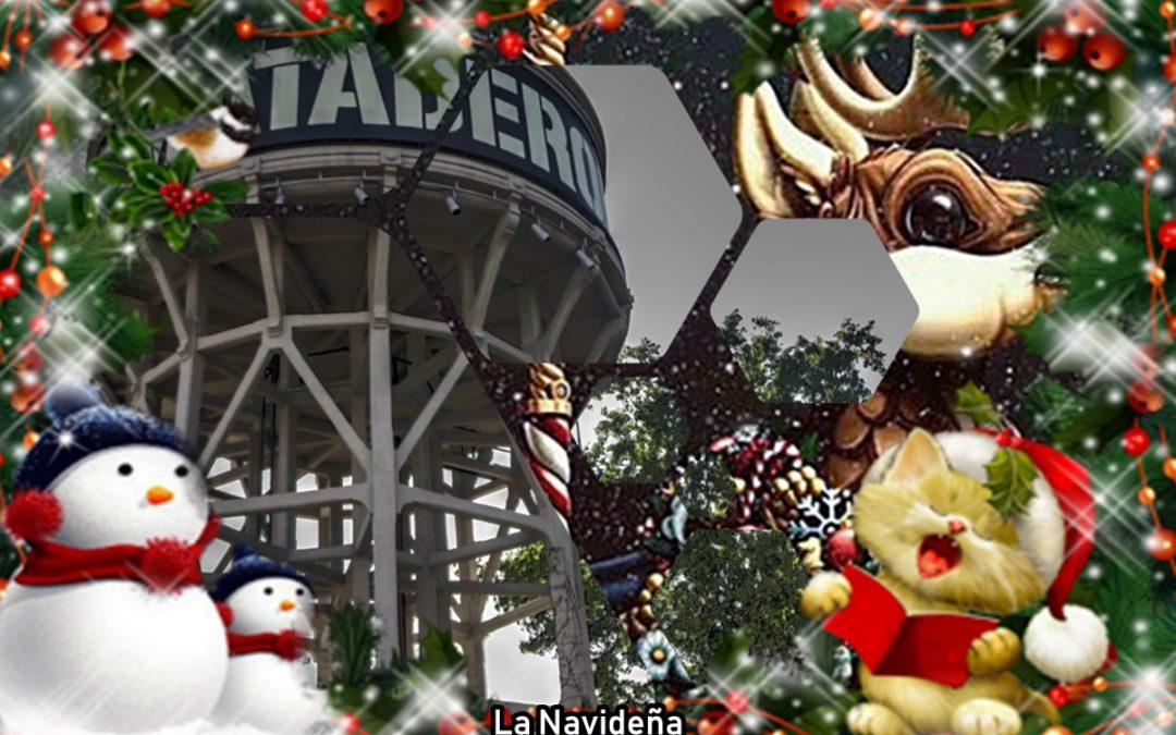 Vamos a La Navideña Feria Internacional de las Culturas en El Matadero