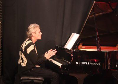 IMG 3867 400x284 - El concierto de Paco Soto Quartet en el Café Berlín