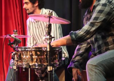 IMG 3871 400x284 - El concierto de Paco Soto Quartet en el Café Berlín