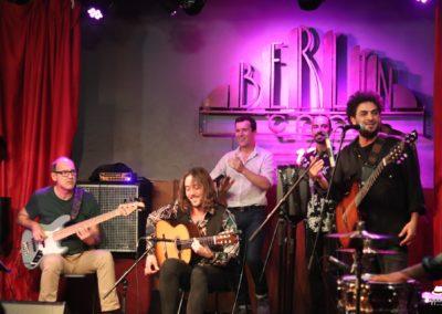 IMG 3875 400x284 - El concierto de Paco Soto Quartet en el Café Berlín