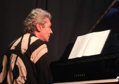 IMG 3877 400x284 - El concierto de Paco Soto Quartet en el Café Berlín