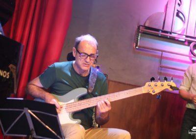 IMG 3887 400x284 - El concierto de Paco Soto Quartet en el Café Berlín