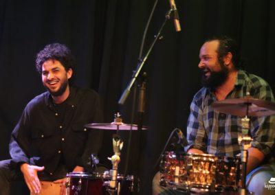 IMG 3894 400x284 - El concierto de Paco Soto Quartet en el Café Berlín