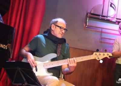 IMG 3901 400x284 - El concierto de Paco Soto Quartet en el Café Berlín