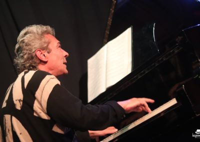 IMG 3904 400x284 - El concierto de Paco Soto Quartet en el Café Berlín