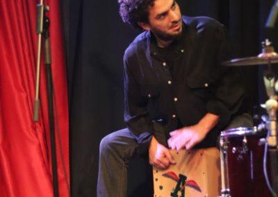 IMG 3905 400x284 - El concierto de Paco Soto Quartet en el Café Berlín