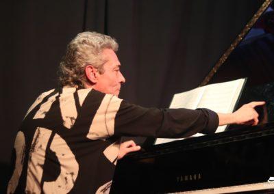 IMG 3944 400x284 - El concierto de Paco Soto Quartet en el Café Berlín