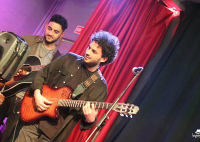 IMG 3948 400x284 - El concierto de Paco Soto Quartet en el Café Berlín