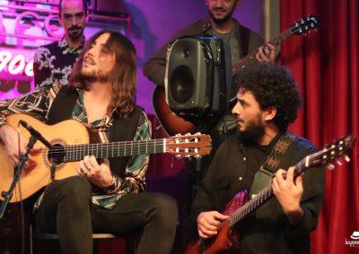 IMG 3991 400x284 - El concierto de Paco Soto Quartet en el Café Berlín