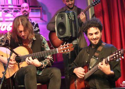 IMG 3993 400x284 - El concierto de Paco Soto Quartet en el Café Berlín