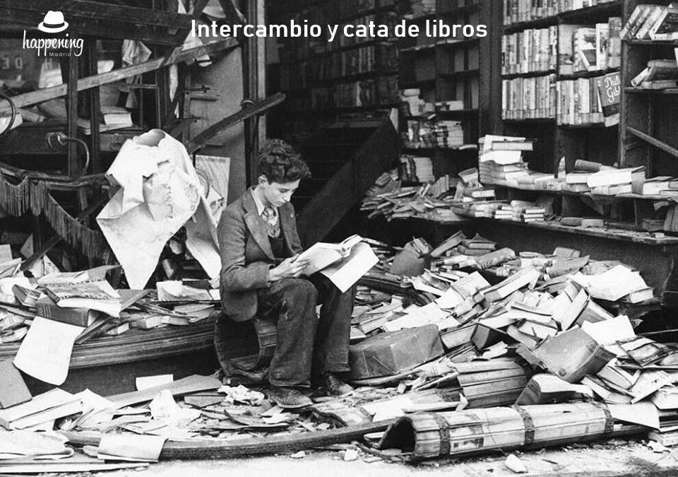 Intercambio & Cata de Libros