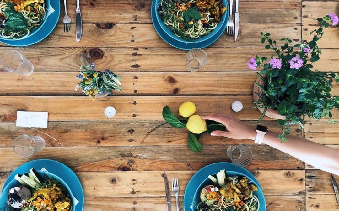 Charla: Mi experiencia con la alimentación eminentemente vegana