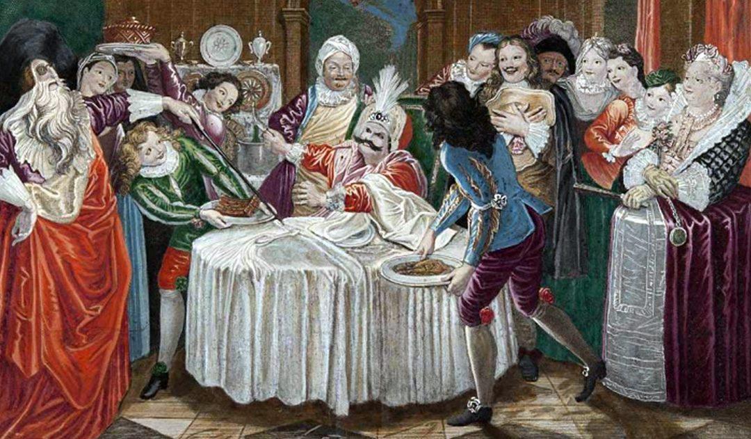 Comida castiza y flamenca, El Festín de Sancho, un lugar para hacer buenas migas