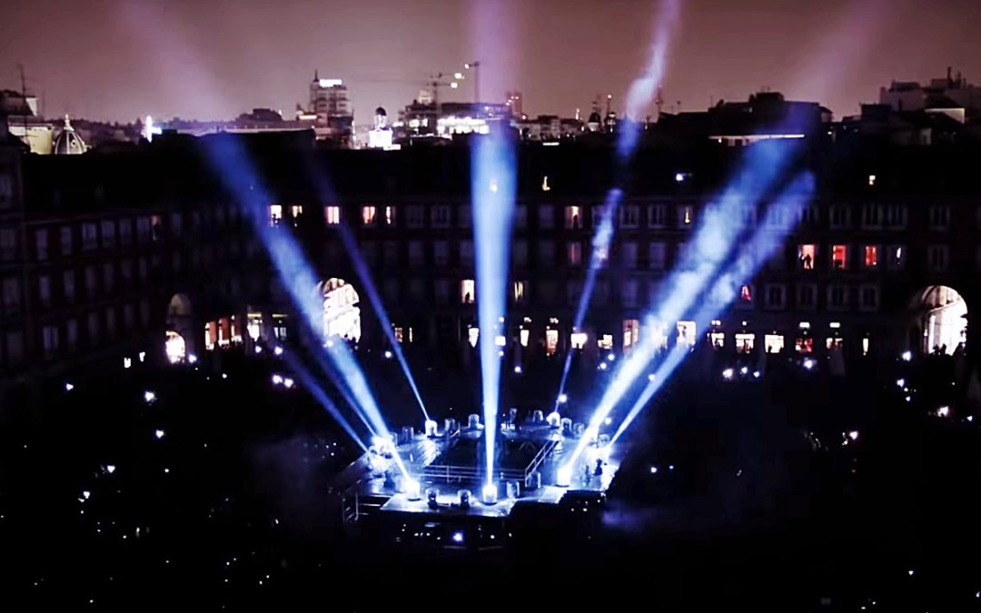 Monumental Video Mapping Plaza Mayor + Photowalking + Tapeo