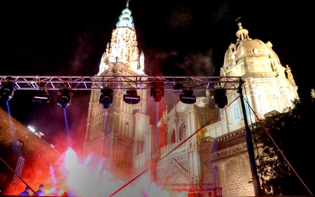 Tapas en Toledo, Tirolina sobre el Tajo,  Senda y Casco Histórico y Festival de Jazz