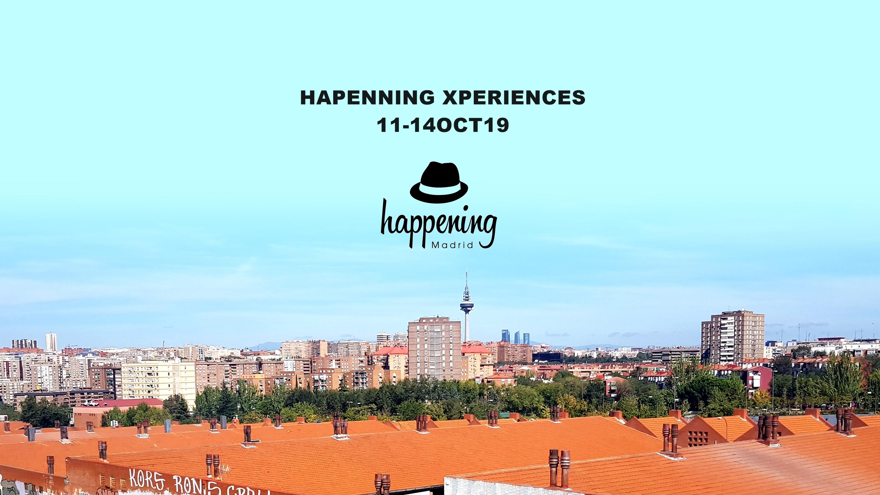HX 11 14OCT19 naked - Happening Xperiencies del 11 a 13 del Octubre