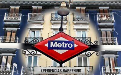 XPERIECIAS HAPPENING 100 AÑOS DE METRO 400x250 - Noticias