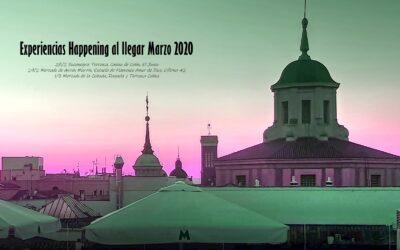 experiencias happening dar la bienvenida a marzo version portada 400x250 - Noticias