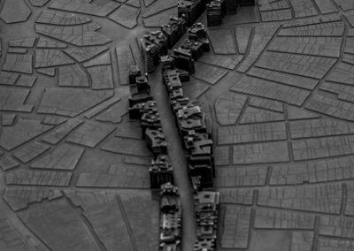 3 2 400x284 - Una maqueta de la Gran Vía en la Gran Vía