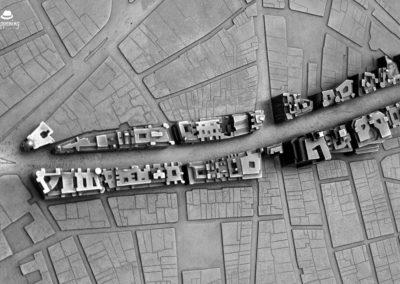 8 1 400x284 - Una maqueta de la Gran Vía en la Gran Vía