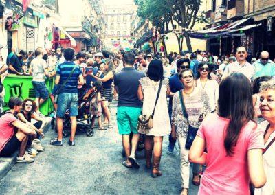 IMG 4578 400x284 - Fiestas de La Paloma: La Gran Paella