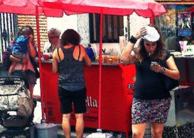 IMG 4582 400x284 - Fiestas de La Paloma: La Gran Paella