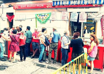 IMG 4584 400x284 - Fiestas de La Paloma: La Gran Paella
