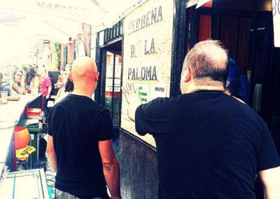 IMG 4589 2 400x284 - Fiestas de La Paloma: La Gran Paella
