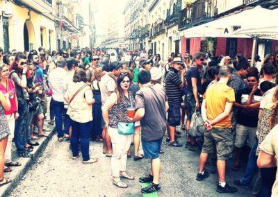 IMG 4591 1 400x284 - Fiestas de La Paloma: La Gran Paella