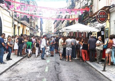 IMG 4592 1 400x284 - Fiestas de La Paloma: La Gran Paella