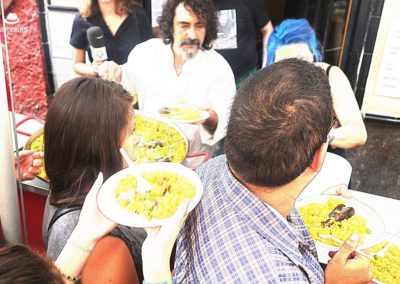 IMG 4601 1 400x284 - Fiestas de La Paloma: La Gran Paella