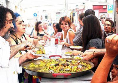 IMG 4603 1 1 400x284 - Fiestas de La Paloma: La Gran Paella