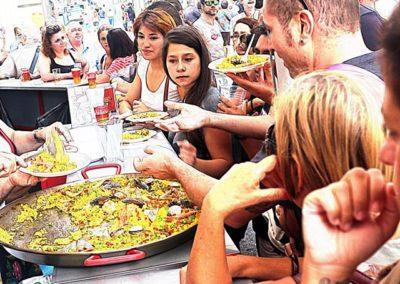IMG 4604 2 400x284 - Fiestas de La Paloma: La Gran Paella