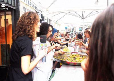IMG 4607 1 400x284 - Fiestas de La Paloma: La Gran Paella